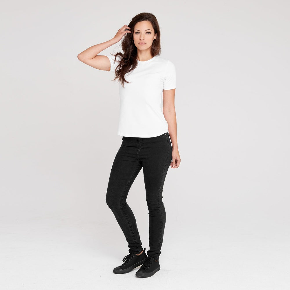 Fitted T-Shirt | White