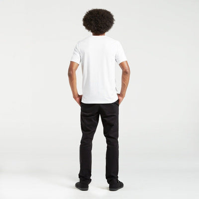 Dorsu | Ethical Cotton Basics | Cotton Crew | White