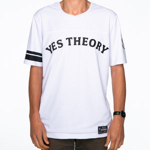 Yes Theory Signature Short Sleeve Jersey