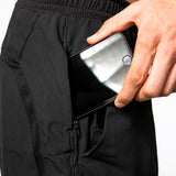 Seek Discomfort Premium Athletic Shorts Black