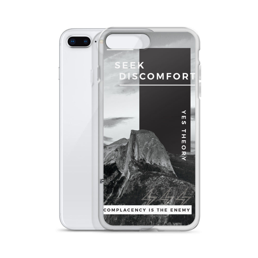 The Enemy - iPhone Case