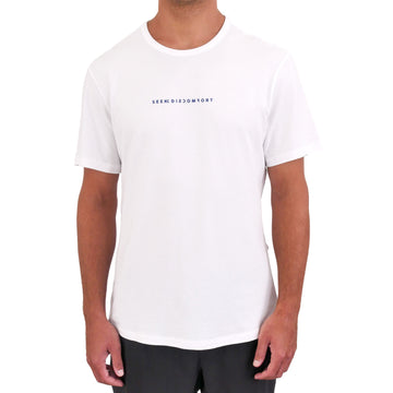 lululemon White 5 Year Basic Tee