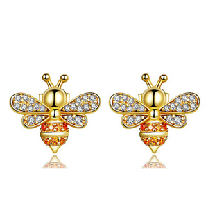 Bee Love Earrings Collection