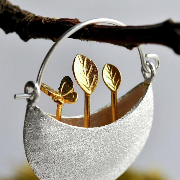 Little Leaves Earrings