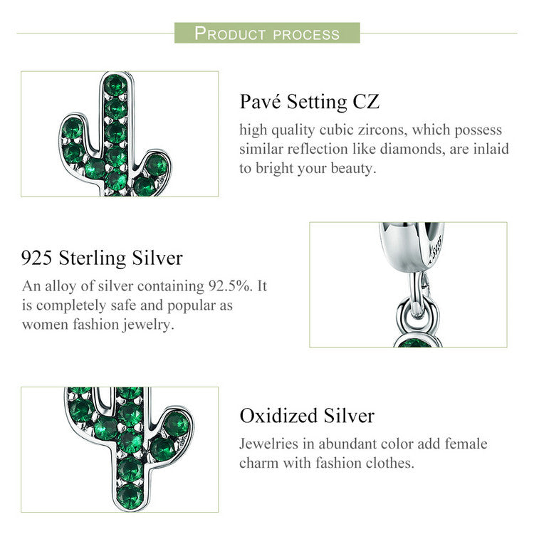 Cactus Beads Collection-Styles Available