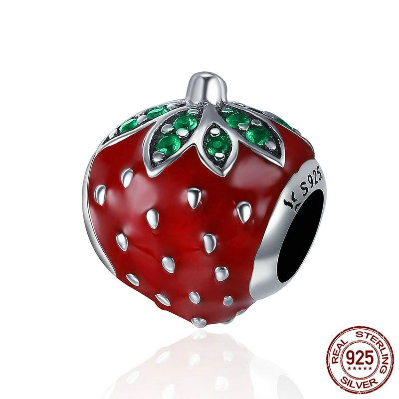 Fruits Bead Charms Collection