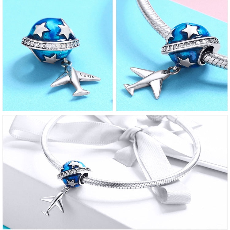 Travel & World Charms Collection