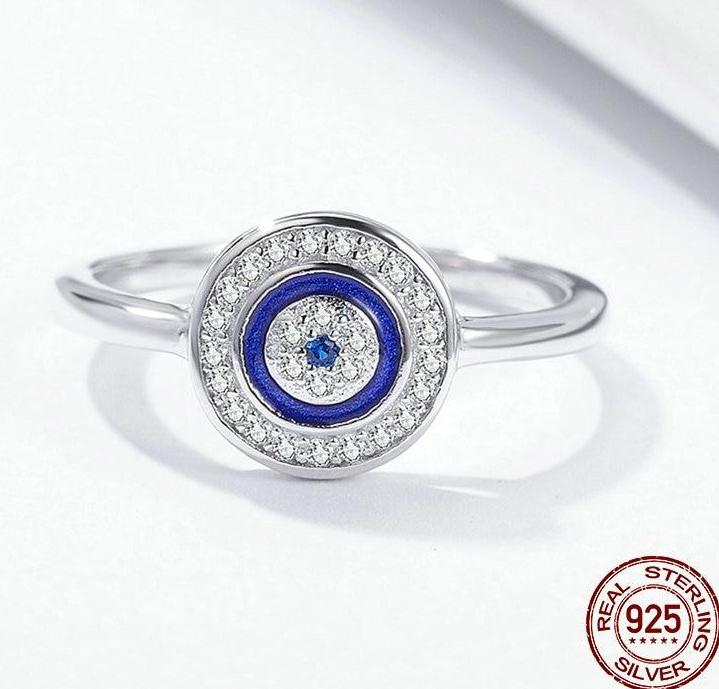 Lucky Eye Ring