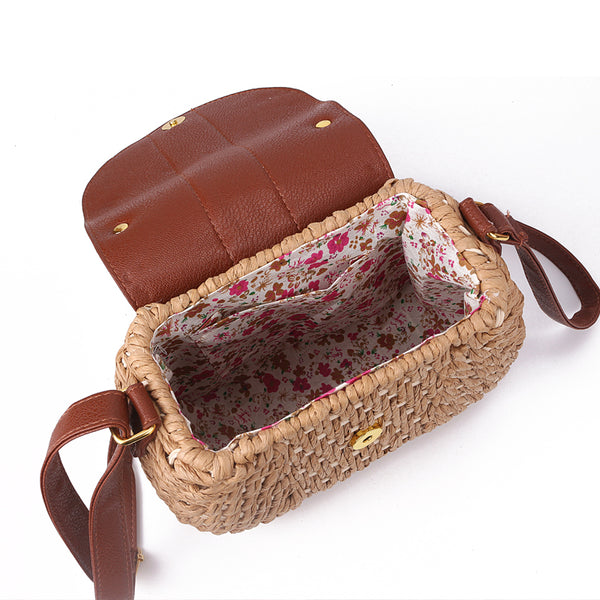 Tassel Straw Bag Inner