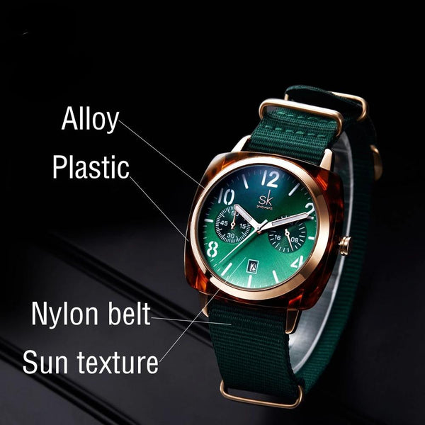 Fashion Nylon Watch