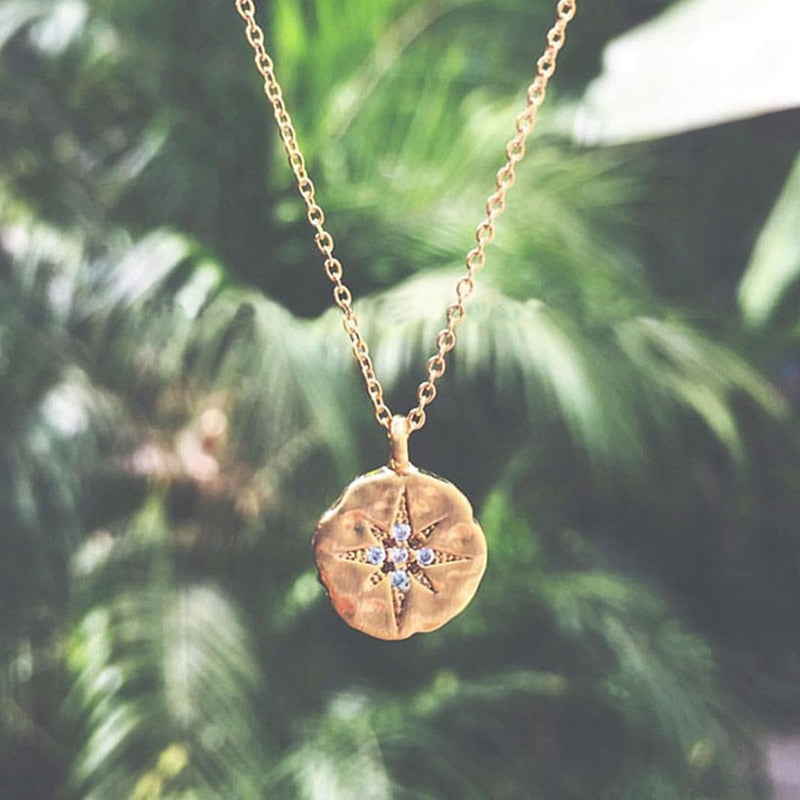 Polaris Pendant Necklace