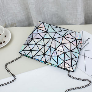 Raindrops Geometric Bag