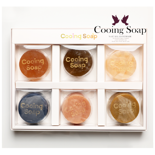 Handmade Cooing Soap