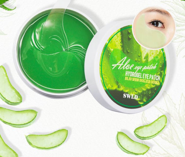 SWLD Bania Aloe Hydrogel Eye Patch