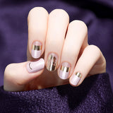 VIKA Self-Nail Sticker
