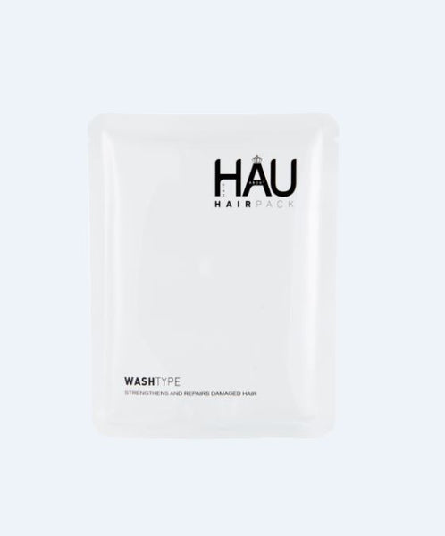 HAU Hair Pack [Strength and Nourishment for Damaged Hair]