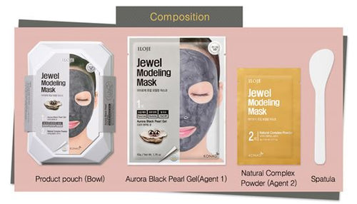 ILOJE Jewel Modeling Mask