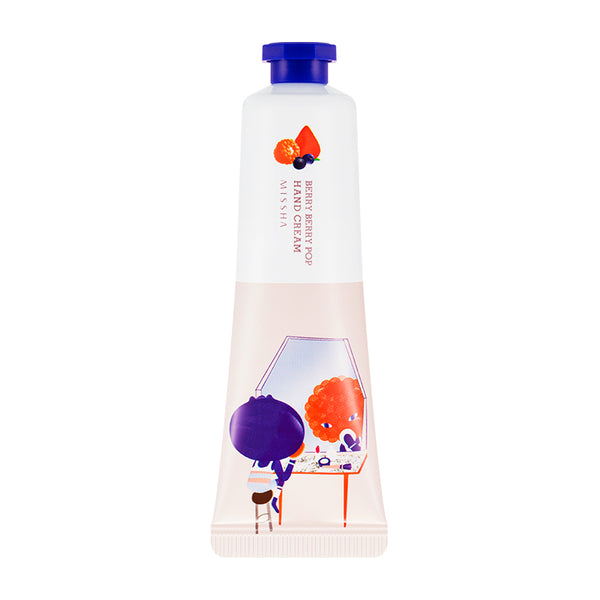 MISSHA Love Secret Hand Cream (Berry Berry Pop)