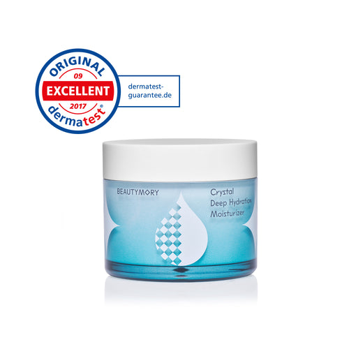 BEAUTYMORY Crystal Deep Hydration Moisturer Cream | For Dry Skin