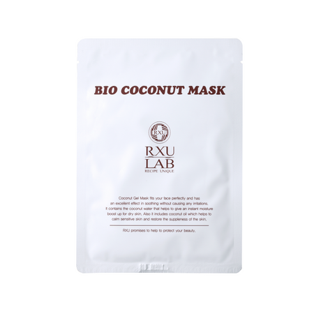 INSBYN Cultured Coconut Extract (CCE) MASK (5 pack)