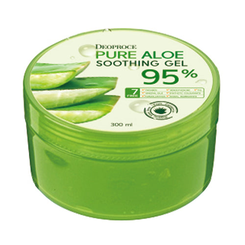 DEOPROCE Pure Aloe Soothing Gel 95%