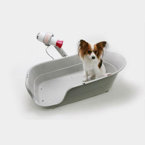 Multi-Functional Pet System, 2in1 Pet House & Wash Station