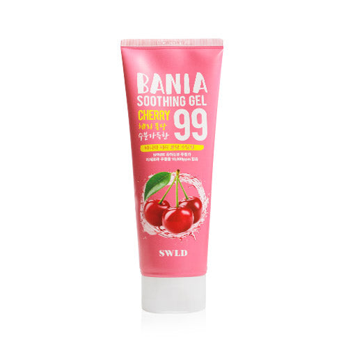 SWLD Bania Soothing Gel Cherry