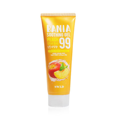 SWLD Bania Soothing Gel Peach