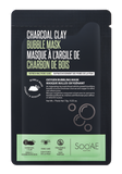 SOO'AE Charcoal Clay Bubble Mask