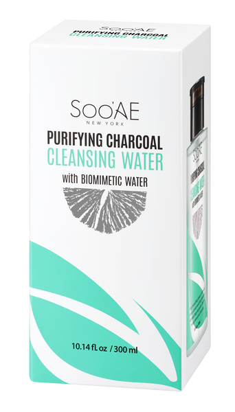 SOO'AE Purifying Charcoal Cleansing Biomimetic Water