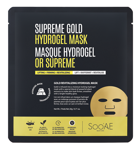 SOO'AE Black Charcoal Peel Off Mask - Tube