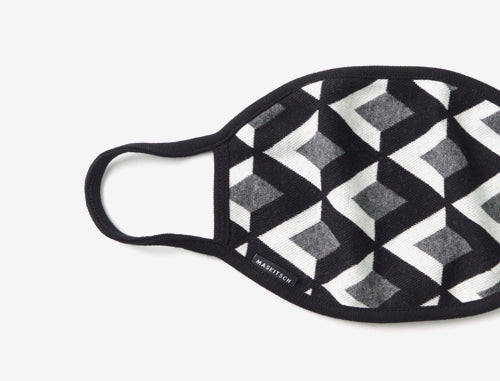 MASKITSCH Mask | Fashion Mask : Organic Fabric, Stylish and Functional