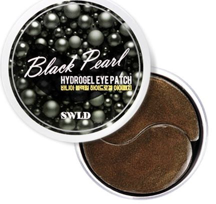 SWLD Bania Black Pearl Hydrogel Eye Patch