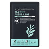 SOO'AE Nature Collagen Essence Mask - Tea Tree