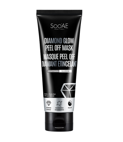 SOO'AE Diamond Glow Peel Off Mask