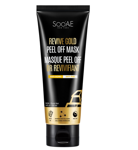 SOO'AE Revive Gold Peel Off Mask