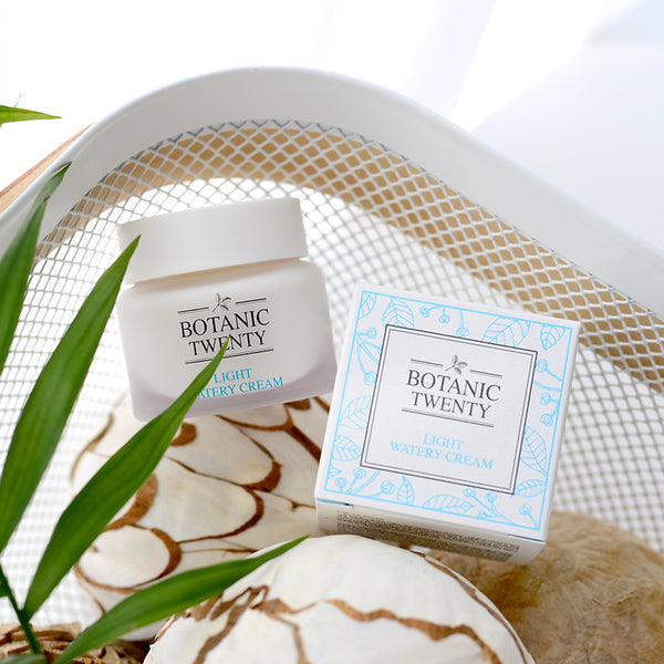 BOTANIC TWENTY Light Watery Cream
