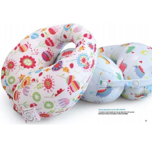 Mamapume : Infant Car Seat Neck Pillow - Ride Safe with Your Kids