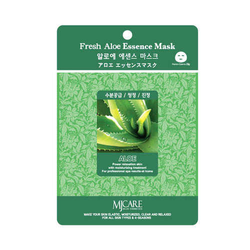 MIJIN MJ CARE Fresh Aloe Essence Mask