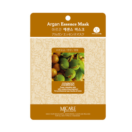 MIJIN MJ CARE Pearl Essence Mask