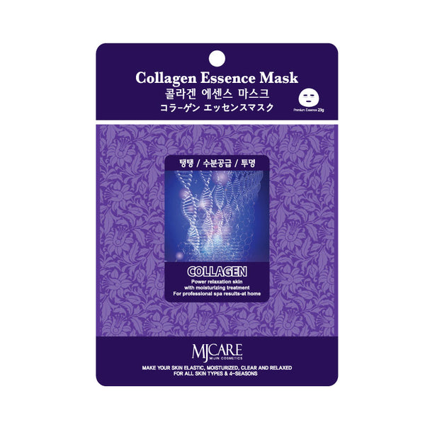 MIJIN MJ CARE Collagen Essence Mask
