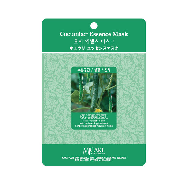 MIJIN MJ CARE Cucumber Essence Mask