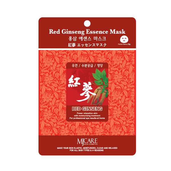 MIJIN MJ CARE Red Ginseng Essence Mask
