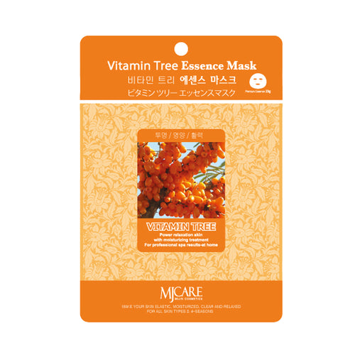 MIJIN MJ CARE Vitamin Tree Essence mask