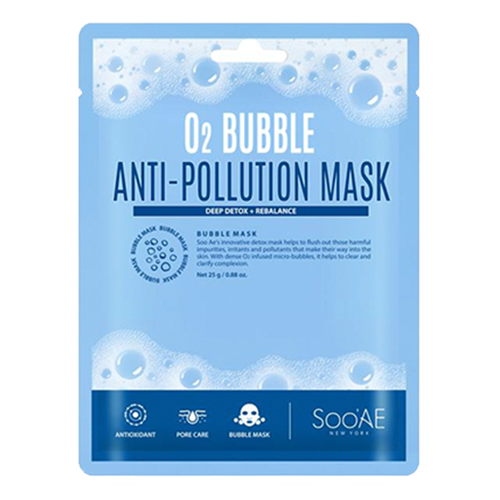 SOO'AE O2 Bubble Anti-Pollution Mask
