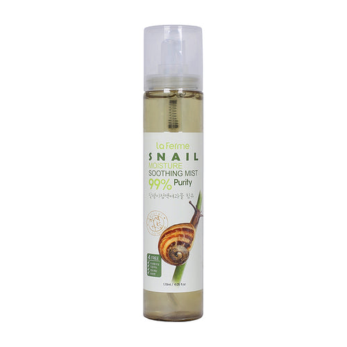 FARM STAY Snail Moisture Soothing Mist