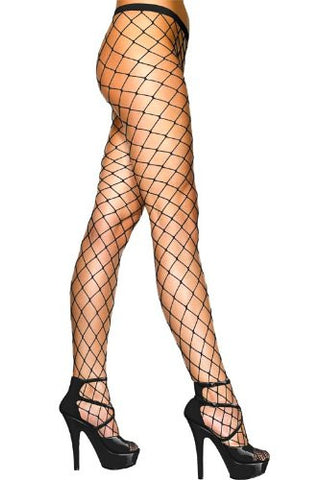 Hollow-out Style Women's Waist-high Sexy Fishnet Mesh StockingsFishnet Stockings - Awoken Women
