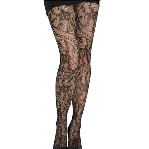 Hot Sexy Womens Fishnet Mesh PantyhoseFishnet Stockings - Awoken Women