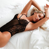 Lingerie Women Sexy Underwear Sleepwear Lace JumpsuitLingerie - Awoken Women
