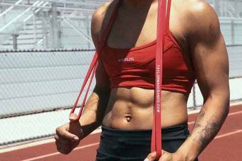 Red Resistance Bands